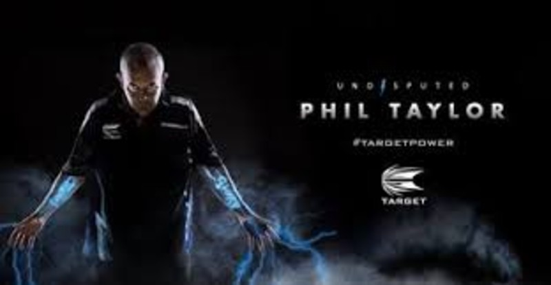 Phil Taylor Logo