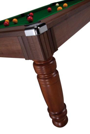 ... Majestic Mahogany Freeplay Pool Dining Table ...