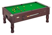 Ascot Coin Operated Pool Tables By DPT