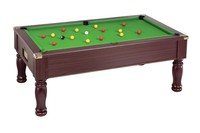 Monarch Freeplay Pool Tables With Turned Leg By DPT