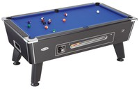 Omega Coin Operated  Pool Tables By DPT