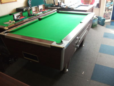 7ft Pool Table 001