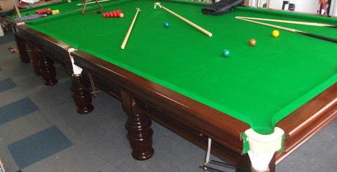 e3de25bb04f7a Full Size  Allied Billiards  Sovereign Snooker TableBlackpool ...