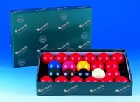 "2 1/16"" (52.5mm) Aramith Snooker balls (15 reds)"