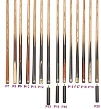 Peradon 2 Piece Snooker Cues