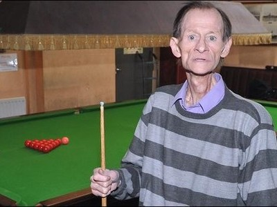 alex higgins earlier this year
