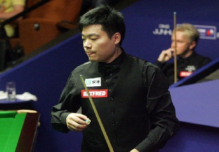 Ding at Crucible