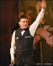 Jimmy White at World OPen