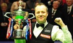 John Higgins World Champ