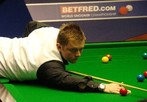 Mark Allen at the Crucible