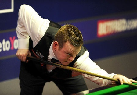Shaun murphy at crucible