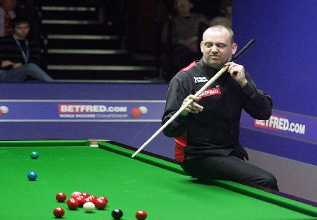 Williams at Crucible